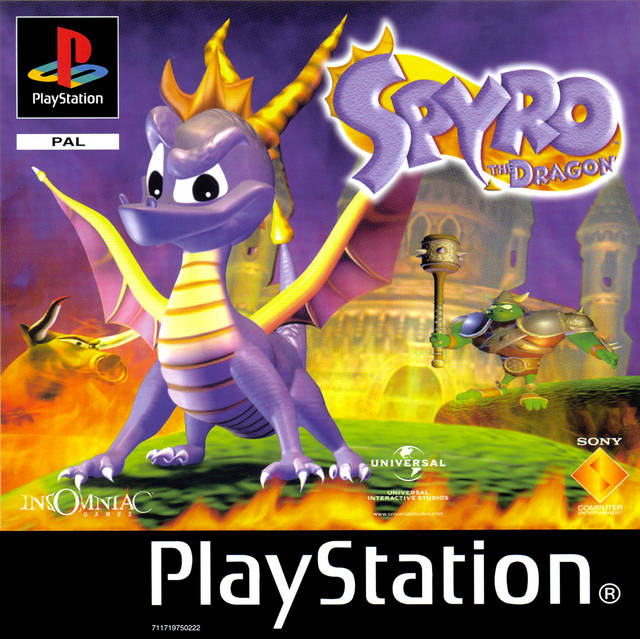 Spyro The Dragon 1 [Completo al 120%]